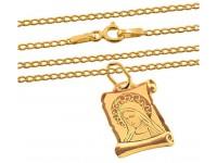 Ze złota pr. 585