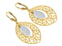 Kolczyki złoto pr. 585