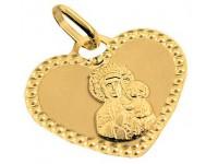 Wisiorki złoto pr. 333