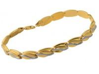 bransoletki złoto pr. 585