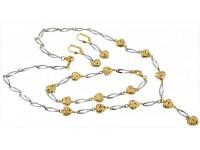 Naszyjniki złoto pr. 333